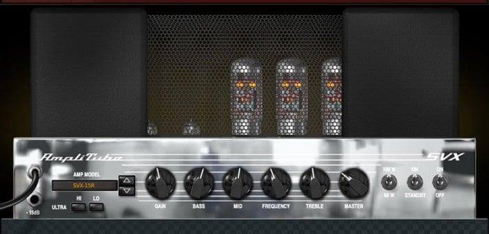 AmpliTube SVX Bass Amp Is FREE @ Audio Plugin Deals