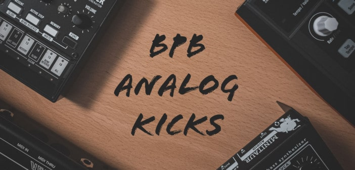 BPB Analog Kicks (Free Sample Pack)