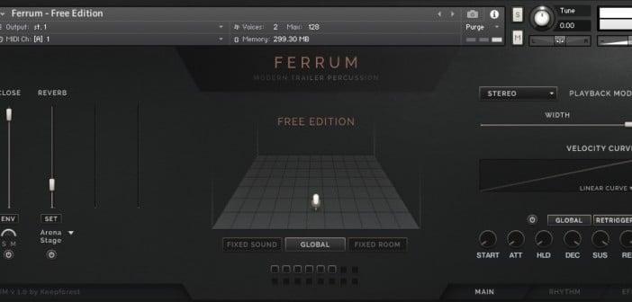 Ferrum - Free Edition by Keepforest
