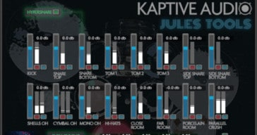 Jules Tools by Kaptive Audio