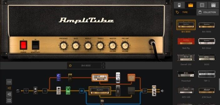 AmpliTube 5 by IK Multimedia