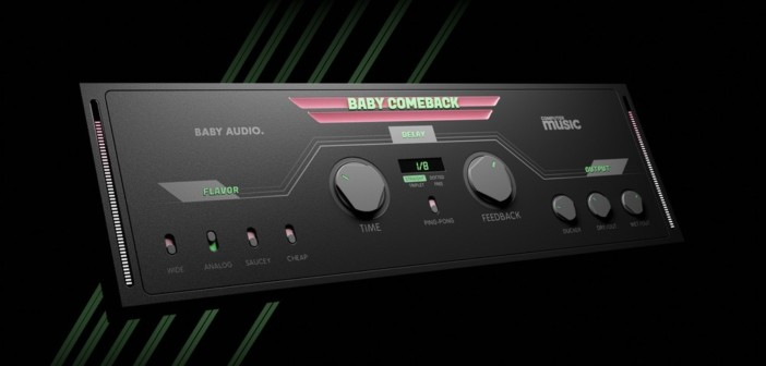 Baby Comeback Delay Plugin Is Now FREE For All!