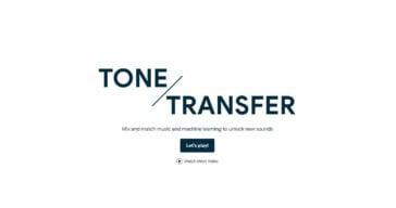Tone Transfer by Google