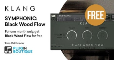 Klang Symphonic Clarinet For Kontakt Is FREE @ Plugin Boutique