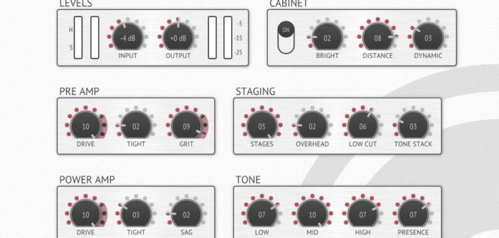 Swanky Amp by Resonant DSP