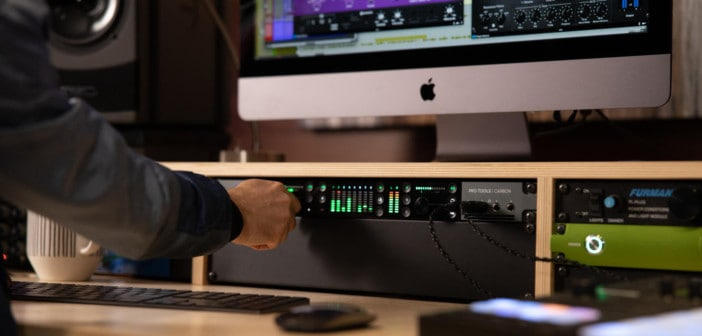 Pro Tools Carbon by Avid