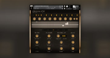 """Granulat"" Cinematic Sound Library Is FREE For A Limited Time"