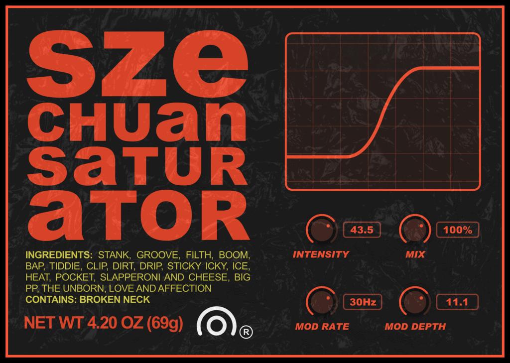 Szechuan Saturator by Coda Labs