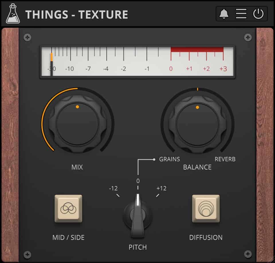 Here's a closer look at Texture's user interface.
