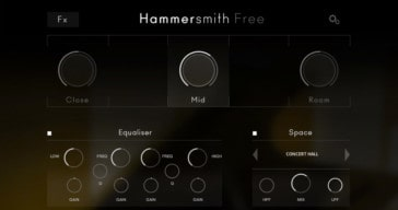 Hammersmith Free by Soniccouture