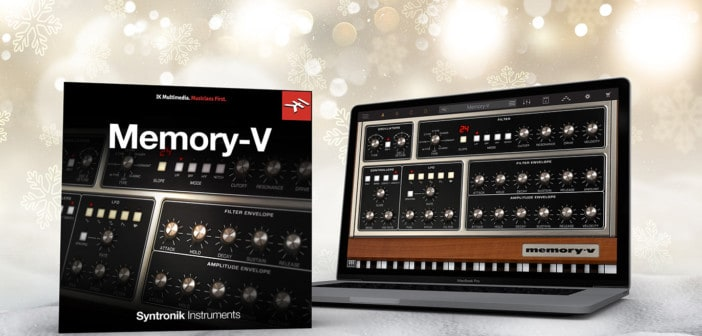 IK Multimedia Offers FREE Syntronik Memory-V To Subscribers