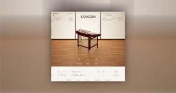 Native Instruments Releases FREE Yangqin For Kontakt Player