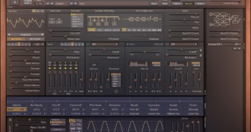 Surge Synthesizer (Royal Surge Skin)