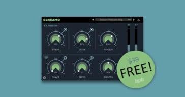 W.A. Production Screamo FREE