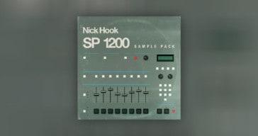 SP-1200 Sample Pack By Nick Hook