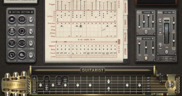 Guitarist by Sugar Bytes