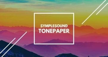 Symplesound's Tonepaper - Ambient Album, Ringtones, Presets...