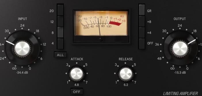 IK Multimedia Black 76 Limiting Amplifier Is FREE Until February 13th!