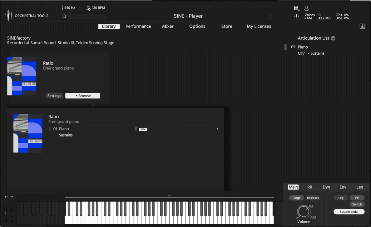 Here's a closer look at the free SINE Player plugin.