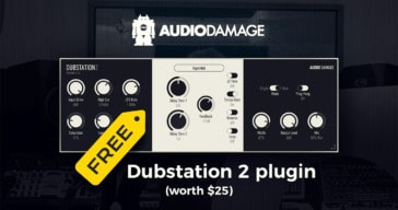 Dubstation 2 by Audio Damage