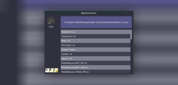 Easy Convolver by GSi