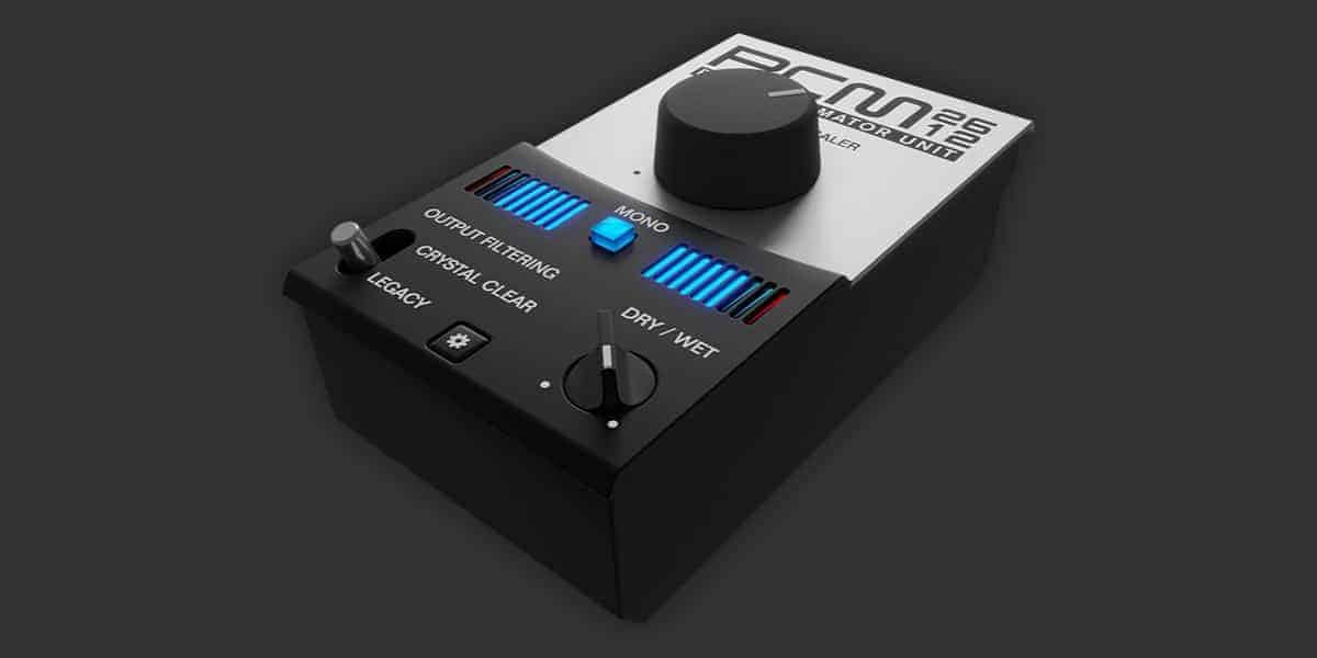 Inphonik Releases FREE PCM2612 Retro Decimator Unit - Bedroom Producers Blog