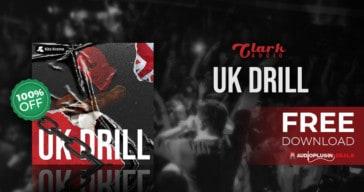 UK Drill Sample Pack Is FREE @ Audio Plugin Deals