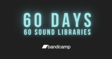 60 Days Of Field Recordings @ Free To Use Sounds