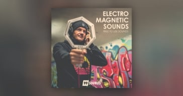 Electromagnetic Fields by 99Sounds