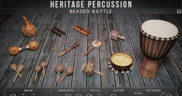 Impact Soundworks Releases FREE Heritage Percussion For NI Kontakt