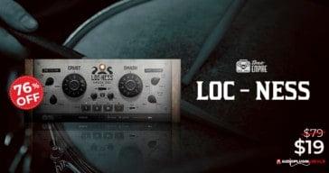 Get 76% OFF Tone Empire Loc-Ness @ Audio Plugin Deals
