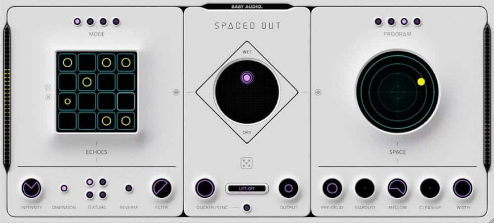 Spaced Out by BABY Audio