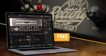 AmpliTube MESA/Boogie Triple Rectifier Head Is FREE (Limited-Time)