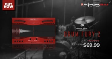 Drum Fury 2 by Sample Logic