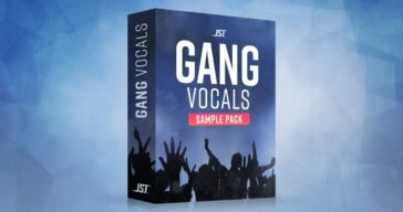 Gang Vocals Is A FREE Vocal Sample Pack By Joey Sturgis Tones