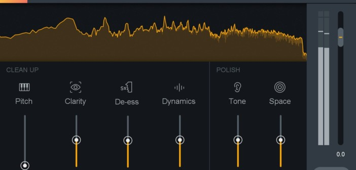 iZotope Nectar Elements Is FREE Until May 6th