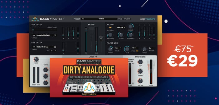 61% OFF Bass Master + FREE expansion pack!