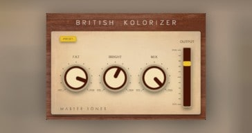 British Kolorizer By Master Tones