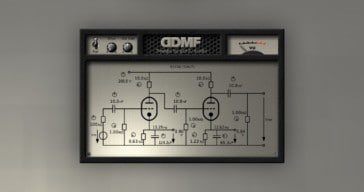 Tube Preamp by DDMF