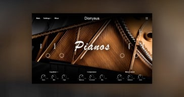 DIONYSUS Acoustic Piano by Muze