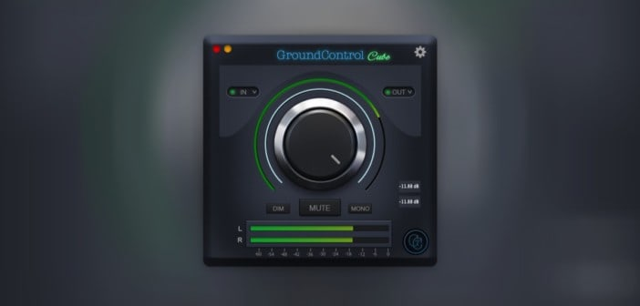 GroundControl Cube by Ginger Audio