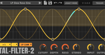 TAL-Filter-3 by Togu Audio Line