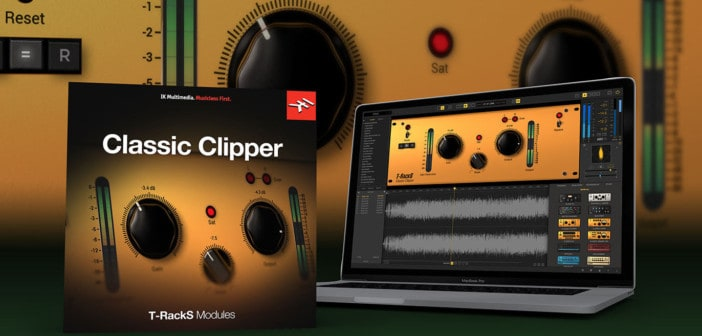IK Multimedia T-RackS Classic Clipper FREE