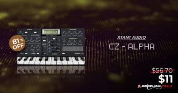 Get 81% OFF Casio CZ-101 Kontakt Library @ Audio Plugin Deals