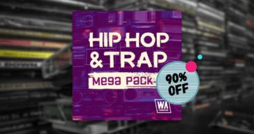 90% OFF W.A. Production Hip Hop & Trap Mega Pack (BPB Exclusive)