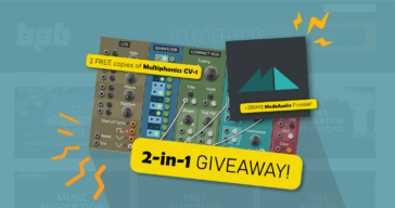 Multiphonics CV-1 GIVEAWAY