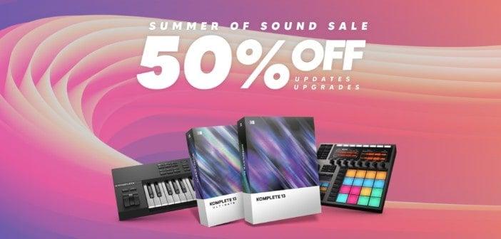 Native Instruments Summer Of Sound Sale