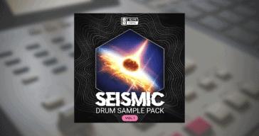 Seismic Drum Sample Pack by Slate Digital