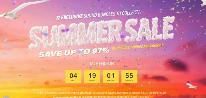 ADSR Summer Sale 2021