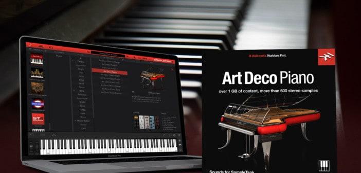 Art Deco Piano FREE